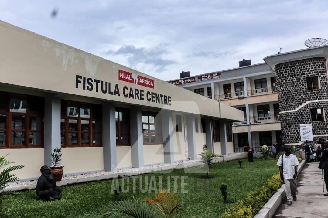 RDC - Goma : Nouveau centre « Espoir » à l'hôpital Heal Africa ...