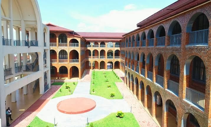 Une vue de Mapon University
