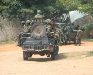 Militaire FARDC/Ph. ACTUALITE.CD
