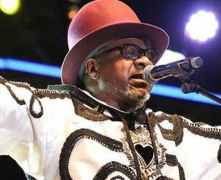 Jules Shungu Wembadio alias Papa Wemba (photo droits tiers)