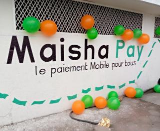 Nouvelle boutique MaishaPay. Ph. ACTUALITE.CD