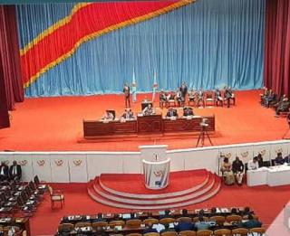Siège de l'Assemblée nationale en RDC/Ph. ACTUALITE.CD