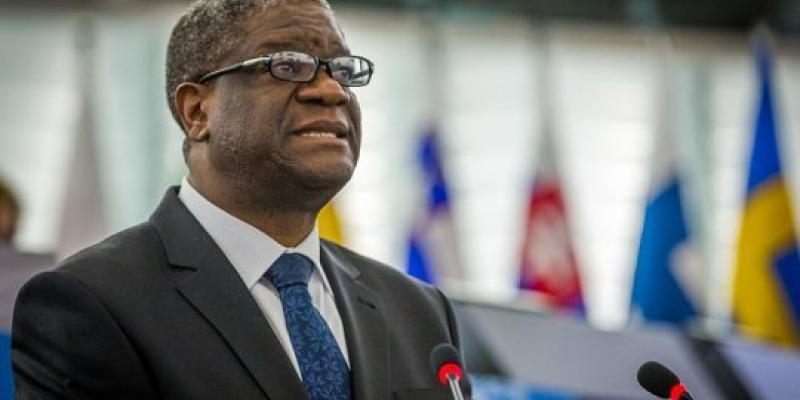 Denis Mukwege / Ph. Droits tiers