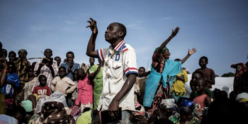 Félix Tshisekedi promet de rétablir la paix en Ituri