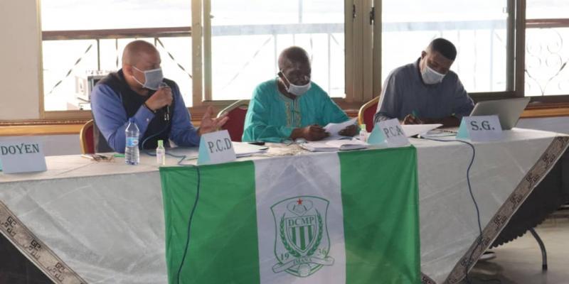 DCMP: la désertion d'Ayi Idambituo à la section football actée, l ...