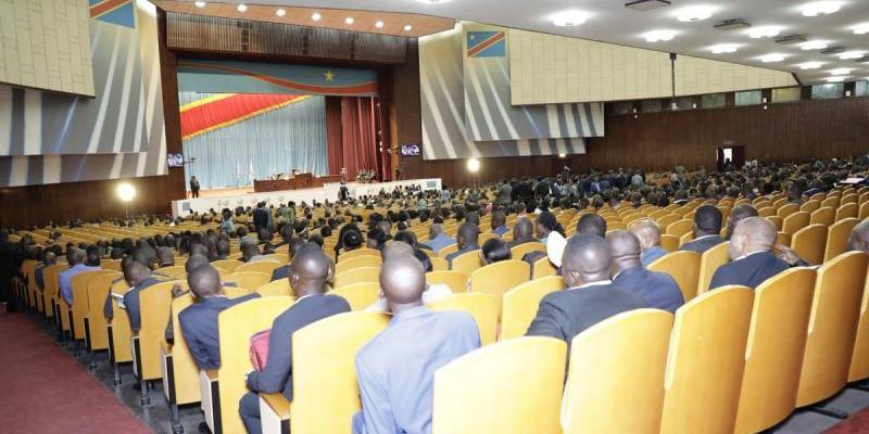 Assemblée nationale RDC.
