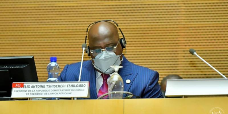 Félix Tshisekedi, nouveau Président de l'Union Africaine