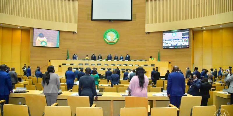 34e session ordinaire de l'Assemblée des Chefs d'État et de Gouvernements africains