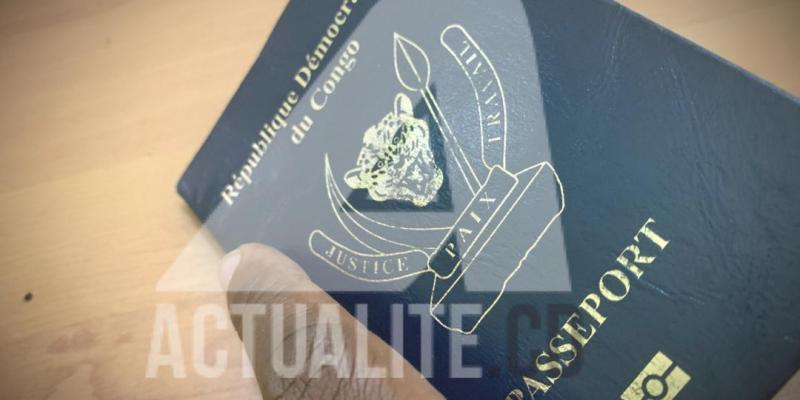 Passeport congolais en vigueur