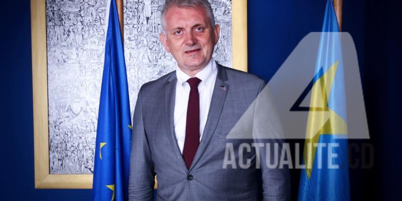 Jean-Marc Châtaigner, Ambassadeur de l'Union Européenne en RDC