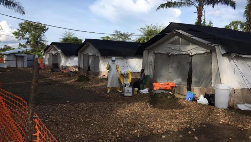 Ebola en RDC: 81 morts dans l'Est du pays