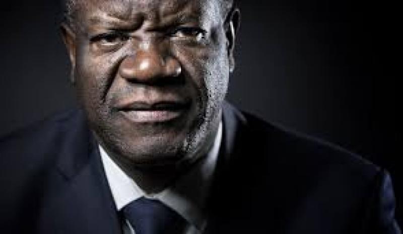 Le Nobel de la paix à Denis Mukwege et Nadia Murad