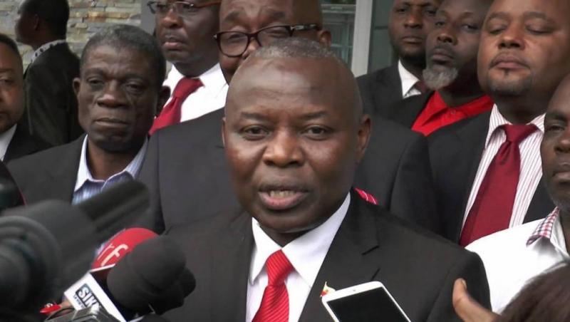 Vital Kamerhe, président de l'UNC