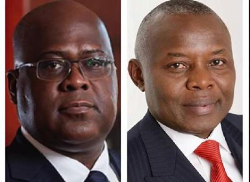 Présidentielle en RDC : des militants des deux camps saluent l'accord Tshisekedi-Kamerhe