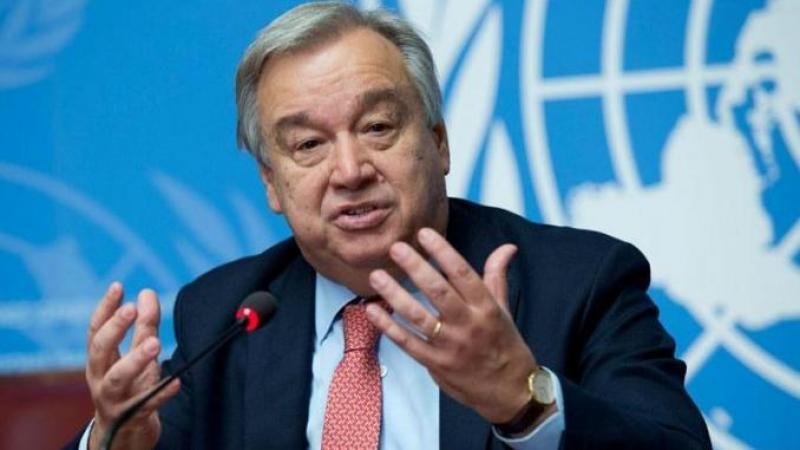 Antonio Guterres, le nouveau Secrétaire général de l'ONU