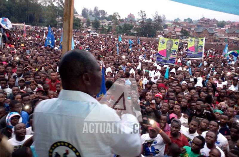 Deux morts au meeting de Fayulu à Lubumbashi (ONG) — Elections en RDC
