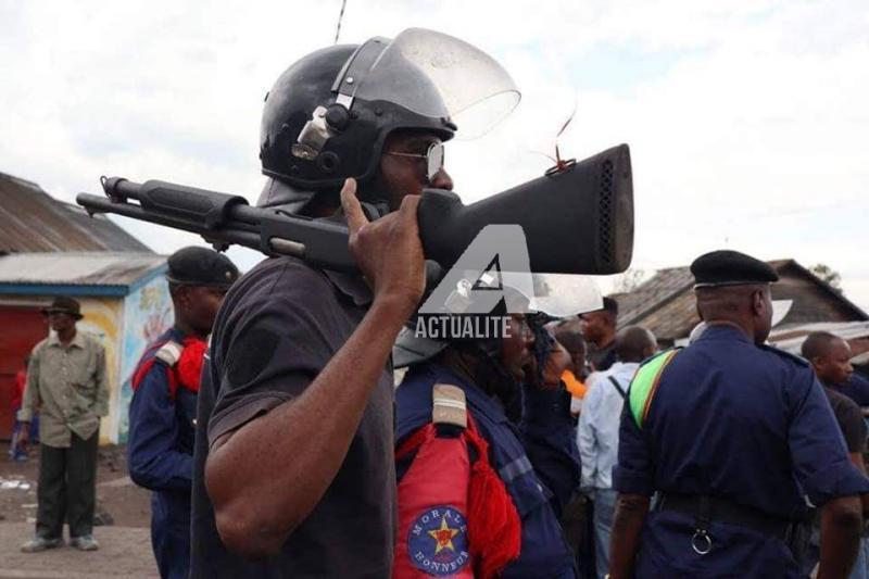 La Présidence ordonne une enquête — Incidents de Lubumbashi