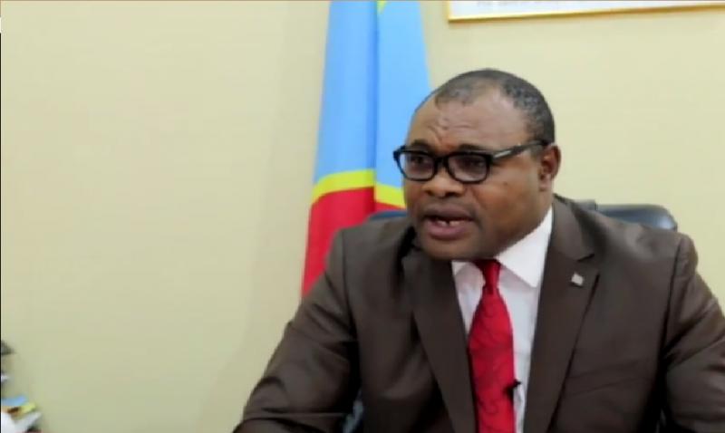 Denis kambayi, gouverneur du Kasai Central/Ph. droits tiers