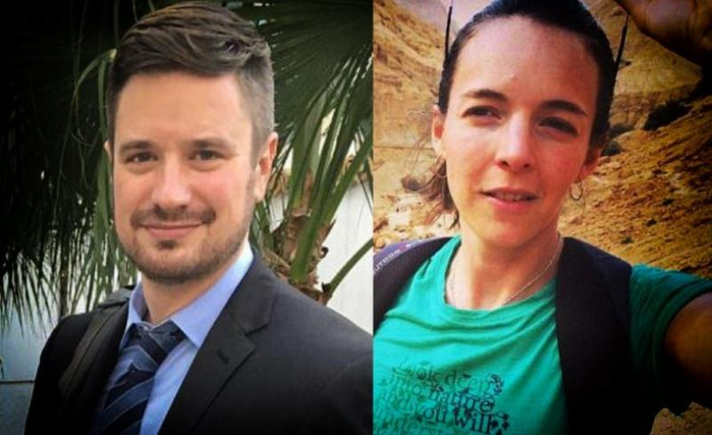 Michale Sharp et Zaida Catalan, deux experts de l'ONU assassinés en RDC