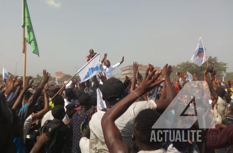 Félix Tshisekedi est arrivé à Brazzaville — RDC