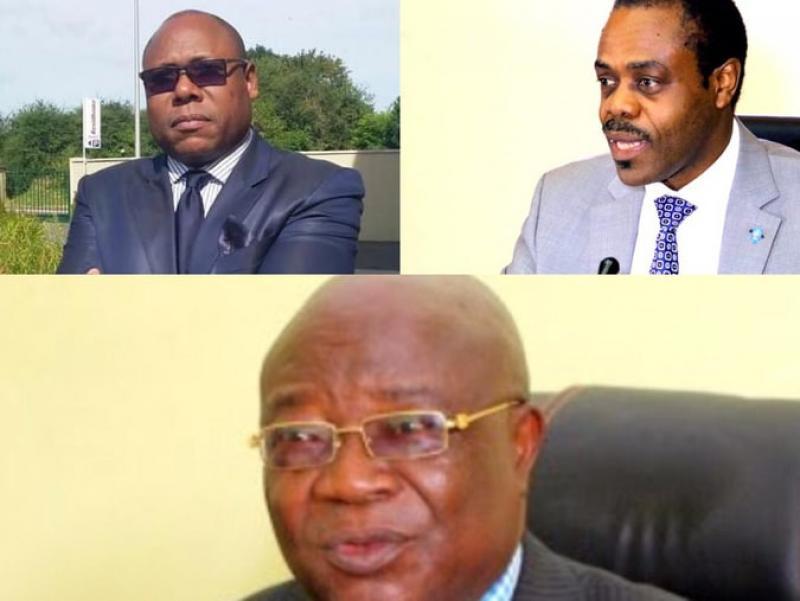 Candidats sénateurs pour le Kasaï Central