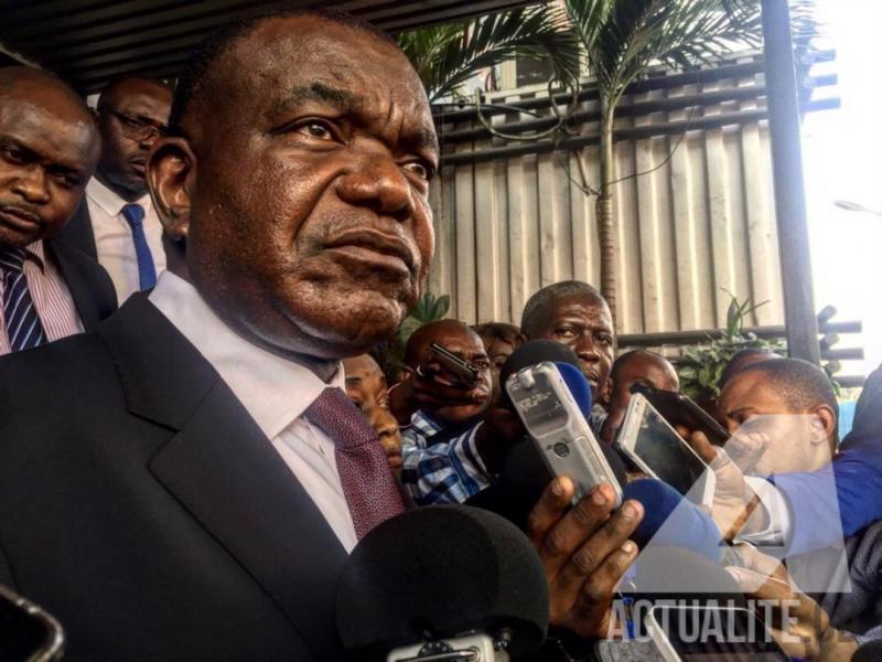 RDC, Martin Fayulu :