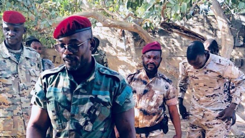 Le colonel dissident John Tshibangu/Ph droits tiers