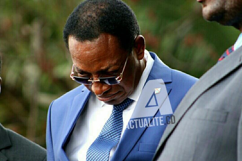 Bruni Tshibala, ancien premier ministre de la RDC/Ph ACTUALITE.CD