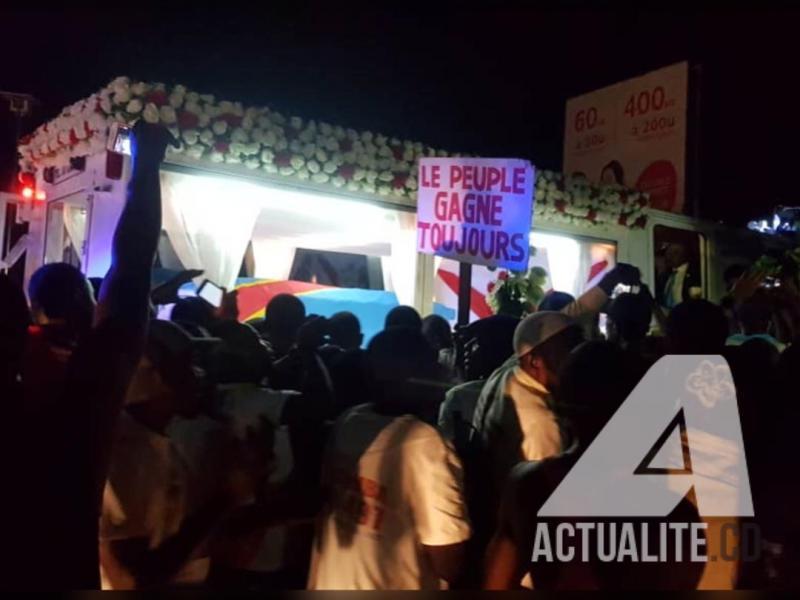 RDC : Félix Tshisekedi encouragé à parachever l'œuvre de son père (Archevêque)