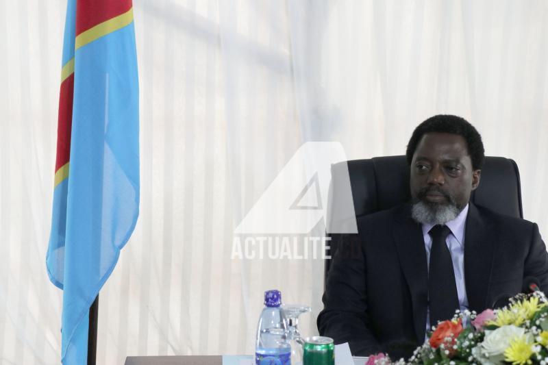 Alexis Thambwe élu président du Sénat