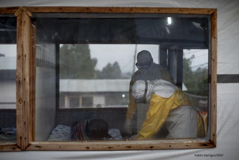 Le Rwanda ferme sa frontière avec la RDC — Goma/Ebola