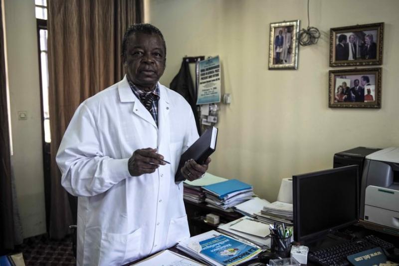 RDC : six experts vont accompagner le Pr Muyembe dans la nouvelle équipe qui va coordonner la lutte contre Ebola