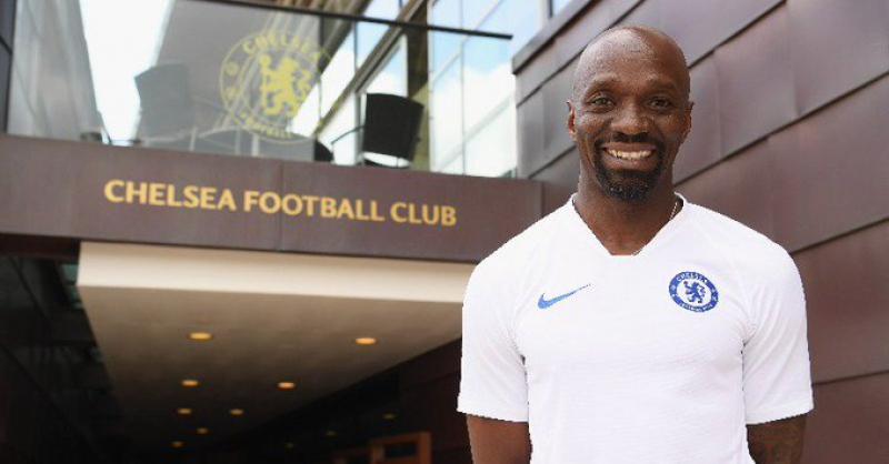 Makélélé rejoint le staff — Chelsea