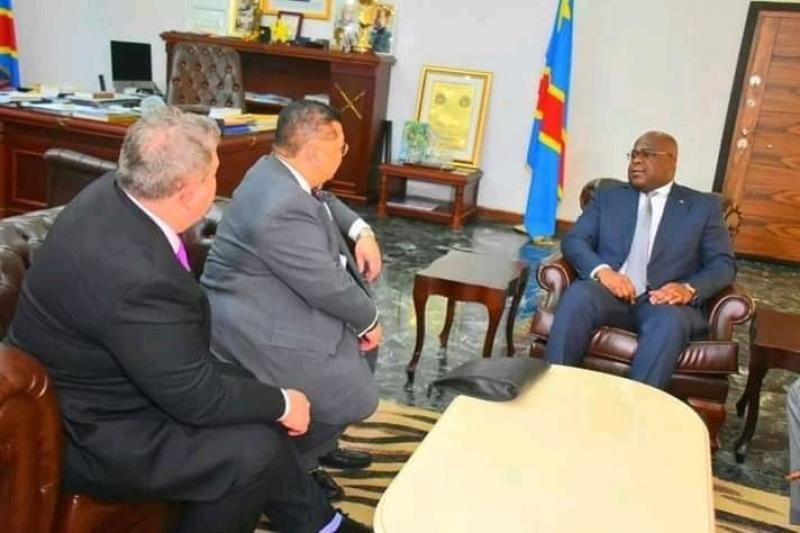 Coopération : Emmanuel Macron s'engage à soutenir militairement la RDC