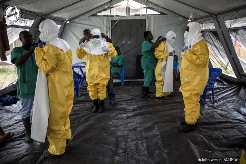RDC : Un animateur radio impliqué dans la lutte Anti-Ebola assassiné