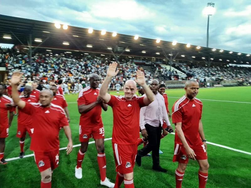 Infantino pour une Ligue africaine fermée — CAF