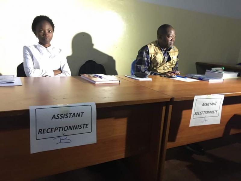 Rdc : tous les bureaux de réception des candidatures seront