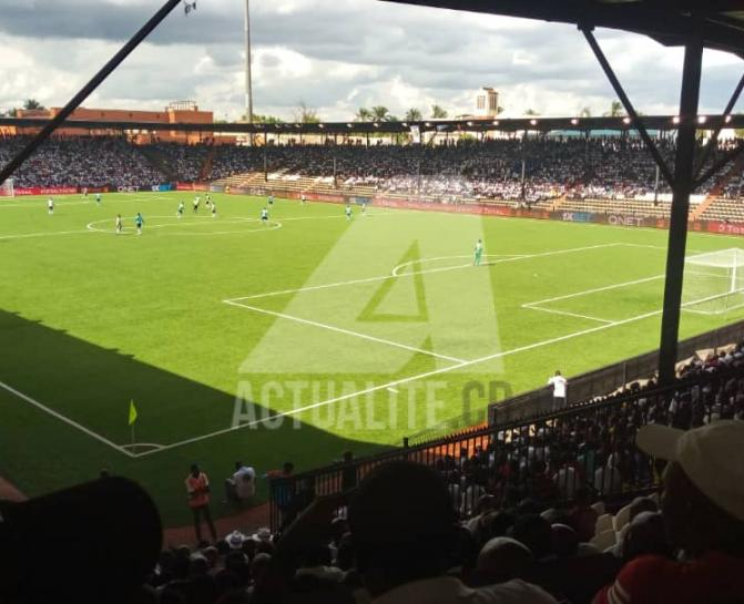 Stade Tout Puissant Mazembe à Lubumbashi/Ph ACTUALITE.CD