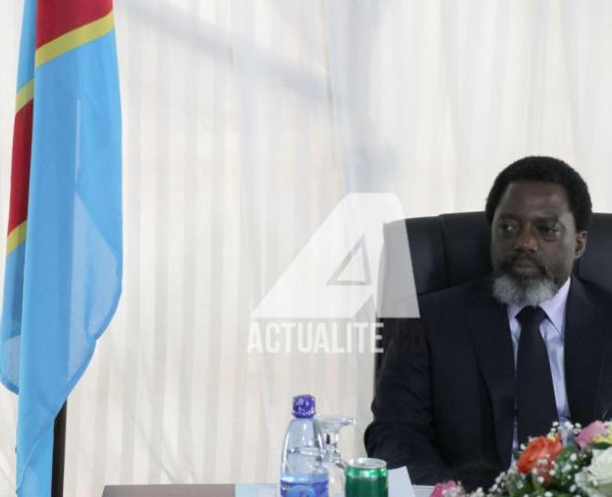 Joseph Kabila/Ph ACTUALITE.CD